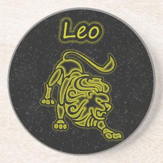 Posavasos Leo brillante