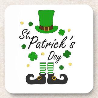 Posavasos Leprechaun del St Patricks