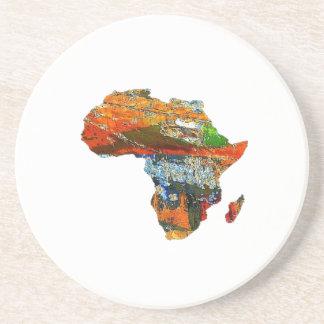 Posavasos Madre África