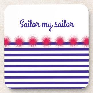 Posavasos marinero mi marinero