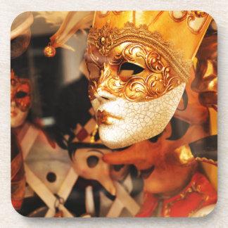 Posavasos Máscaras venecianas