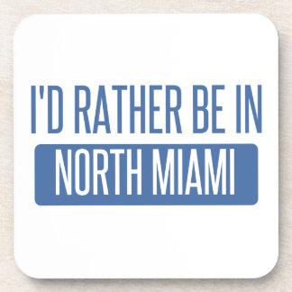 Posavasos Miami del norte