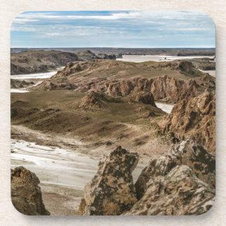 Posavasos Miradores de Darwin, Santa Cruz la Argentina
