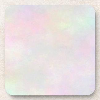 Posavasos Modelo de mármol colorido de la sensación