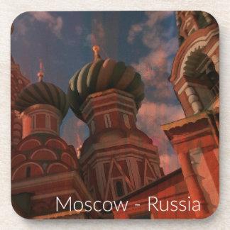 Posavasos Moscow_russia