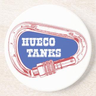 Posavasos Mosquetón de los tanques de Hueco