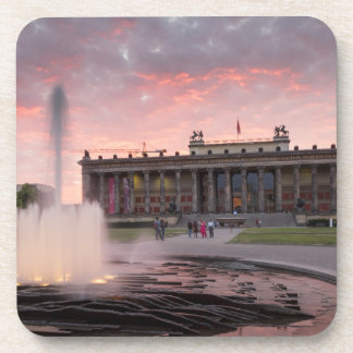 Posavasos Museo y Lustgarten de Altes en Berlín