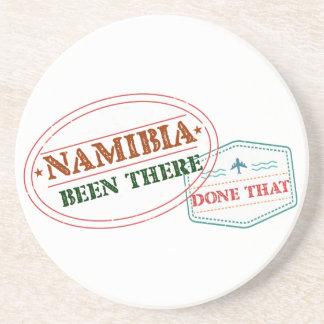 Posavasos Namibia allí hecho eso