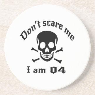 Posavasos No me asuste que soy 04