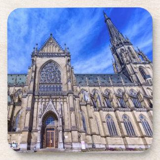Posavasos Nueva catedral, Linz, Austria