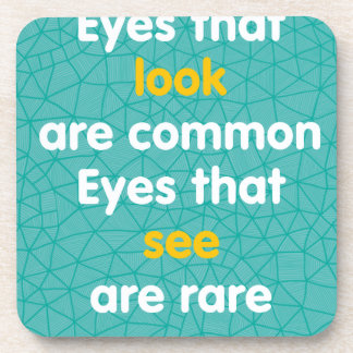 Posavasos Ojos