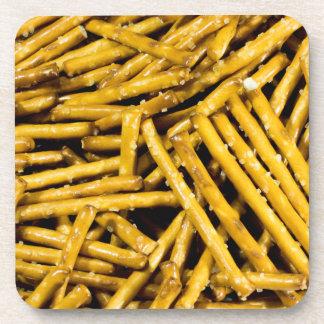 Posavasos Palillos de los pretzeles