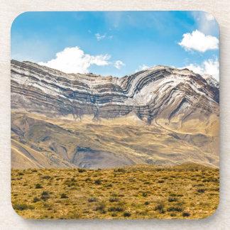 Posavasos Patagonia la Argentina de las montañas Nevado los