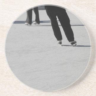 Posavasos Patinaje de hielo