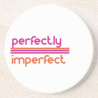 Posavasos Perfectamente imperfecto