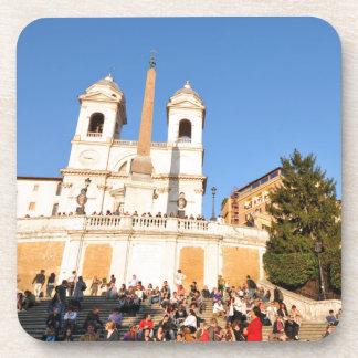 Posavasos Piazza di Spagna, Roma, Italia