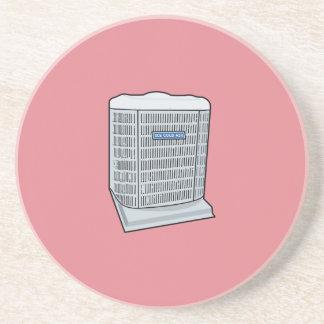 Posavasos Pompa de calor helada de la CA de la unidad del