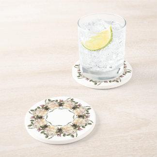 Posavasos Práctico de costa de la bebida de la piedra