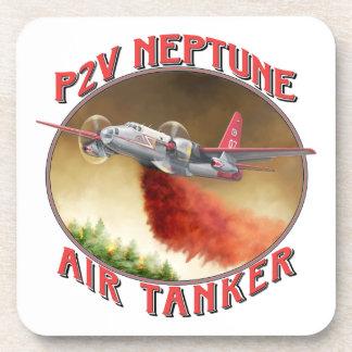 Posavasos Práctico de costa de P2V Neptuno Airtanker