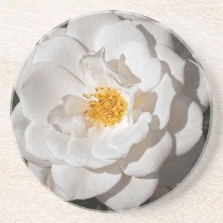 Posavasos Práctico de costa, piedra arenisca con un rosa