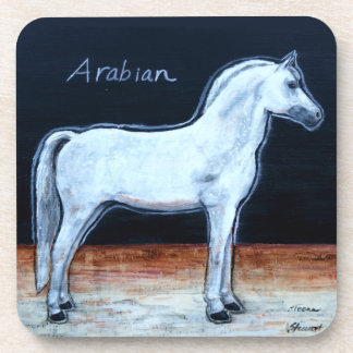 Posavasos Prácticos de costa árabes del caballo, regalos
