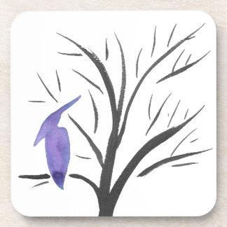 Posavasos Pterodactyl en un árbol