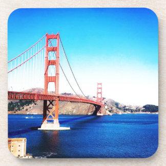Posavasos Puente Golden Gate California de San Francisco