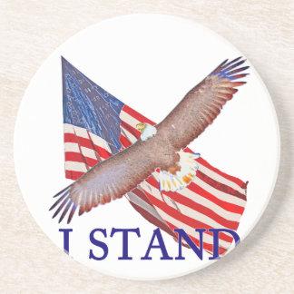 Posavasos represento América