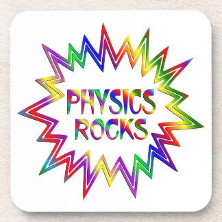 Posavasos Rocas de la física