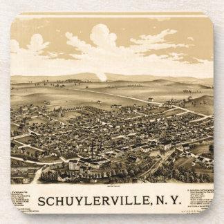 Posavasos schuylerville1889