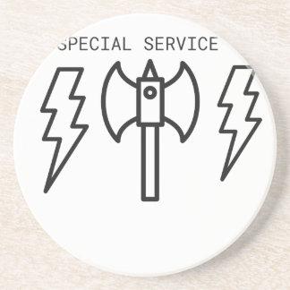Posavasos Servicio especial