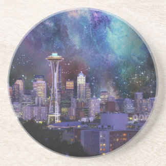 Posavasos Spacey Seattle