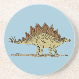Posavasos Stegosaurus