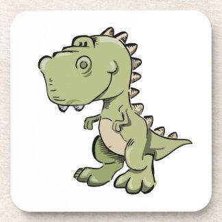 Posavasos T-Rex