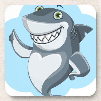 Posavasos Tiburón fresco
