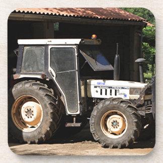 Posavasos Tractor gris, EL Camino, España