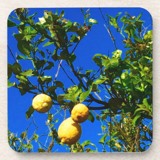 Posavasos Tres limones sicilianos