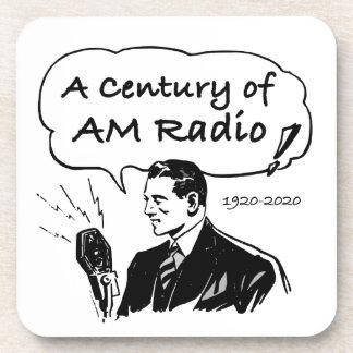 Posavasos Un siglo de radio de la