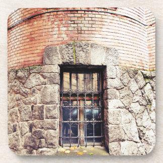 Posavasos Una ventana