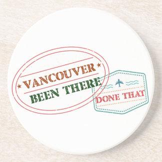 Posavasos Vancouver allí hecho eso