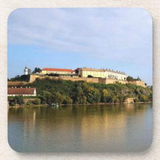 Posavasos Visión en la fortaleza de Petrovaradin cerca de