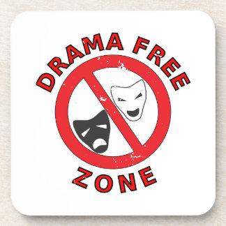 Posavasos Zona franca del drama