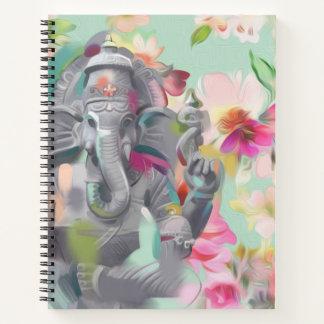 Positividad del cuaderno de Buda Ganesha el  