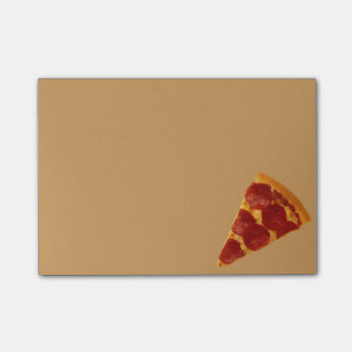 Post-it de la pizza notas post-it®