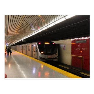 Postal 002 de Toronto del tránsito - Lorenzo