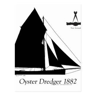 Postal 1882 draga de la ostra - fernandes tony