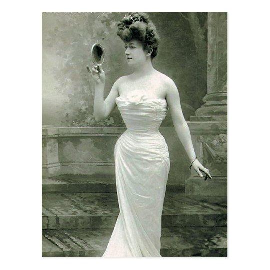 Postal 1900 de moda