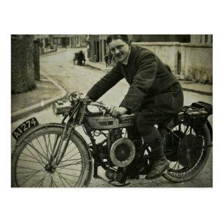 Postal 1900s tempranos del vintage británico de la
