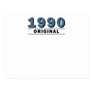 POSTAL 1990