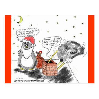 Postal 2006 del navidad de CharToonz